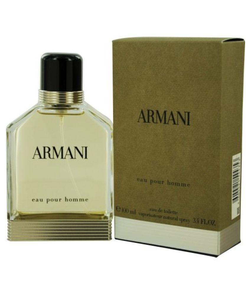 Giorgio Armani Eau De Aromes Pour Homme Eau De Toilette 100ml
