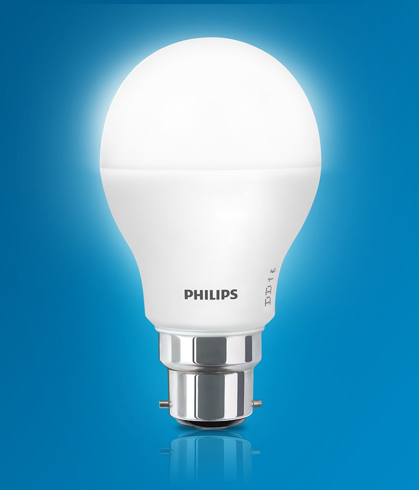 Philips 9w Pack Of 3 Led Bulbs Cool Day Light Buy Philips