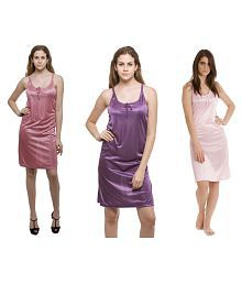 5785f47b0c view free installation freely satin nighty night gowns pick up 9fcca ...