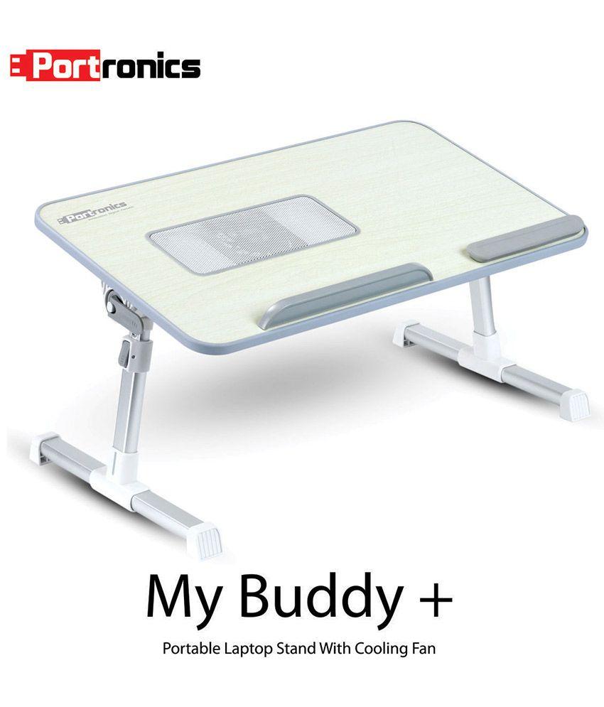 MY-BUDDY + Laptop Cooling Desk