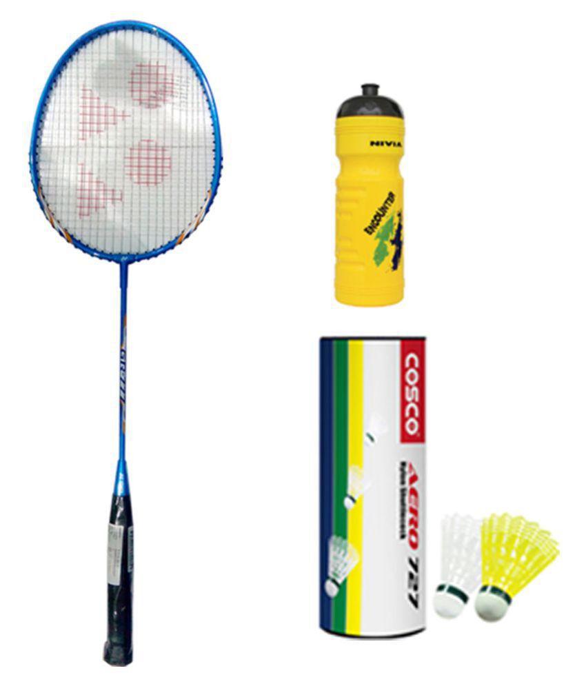 Yonex GR777 (New Series) Badminton Racket Blue, A727 ...