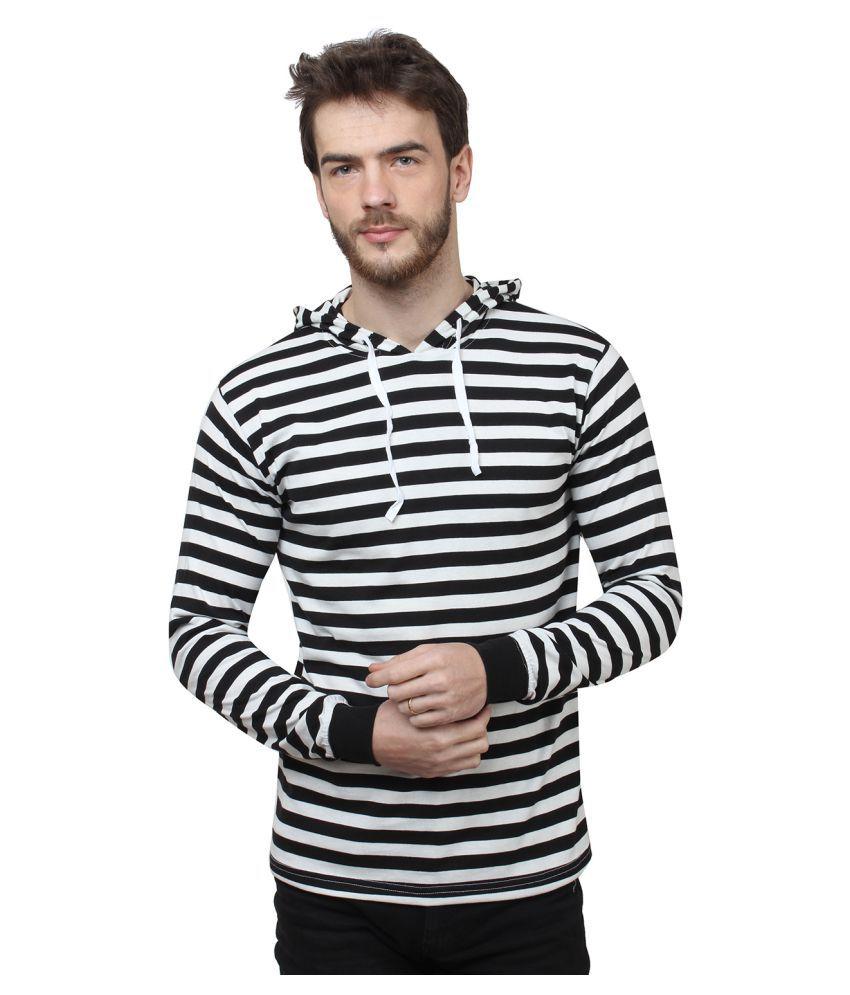 Sayitloud Multi Hooded T-Shirt