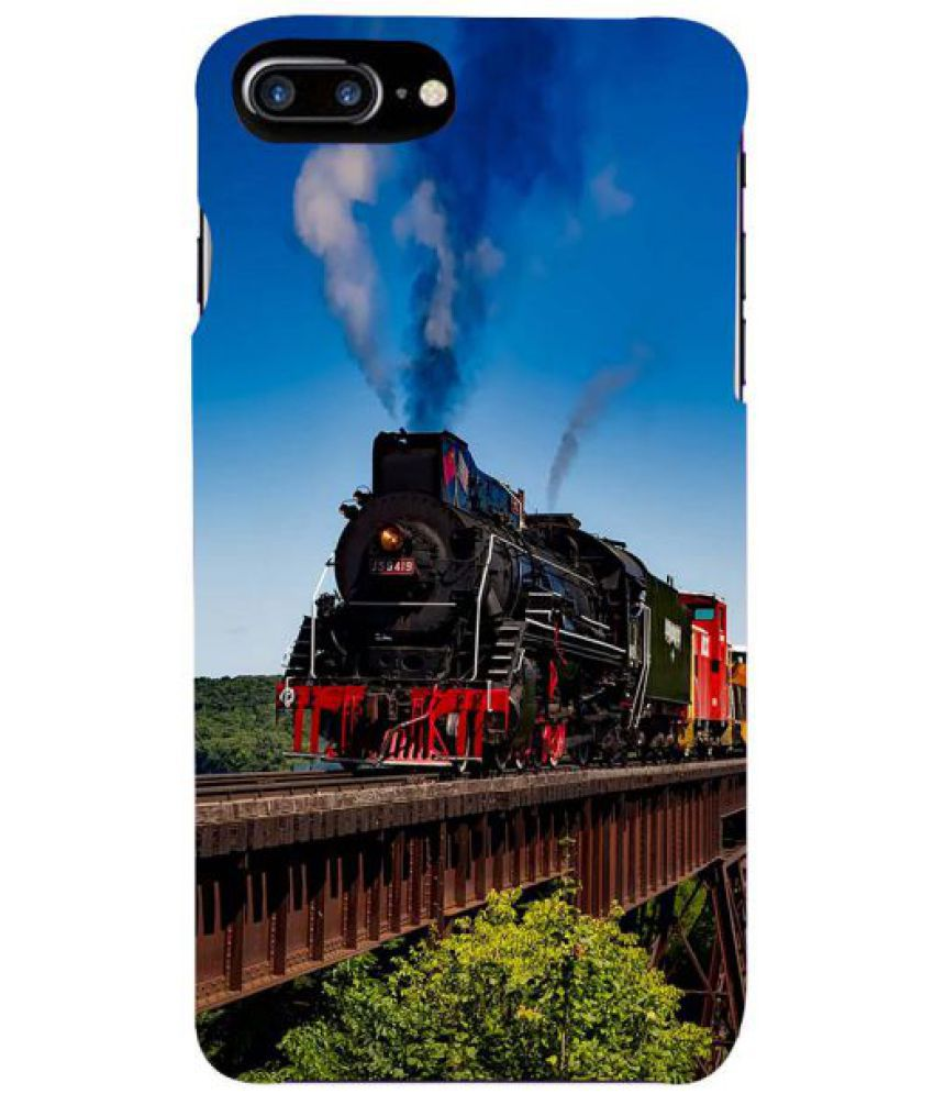Apple iPhone 7 Plus 3D Back Covers By YuBingo