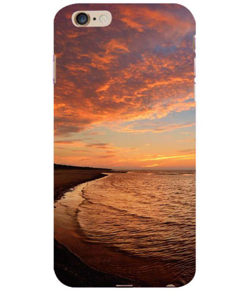 Apple iPhone 6 Plus 3D Back Covers By YuBingo