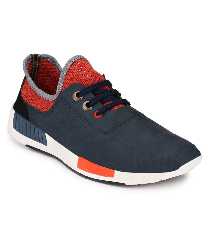 Mactree Lifestyle Blue Casual Shoes cheap exclusive cheap sale low shipping cheap hot sale new sale online pictures online Bs3MA