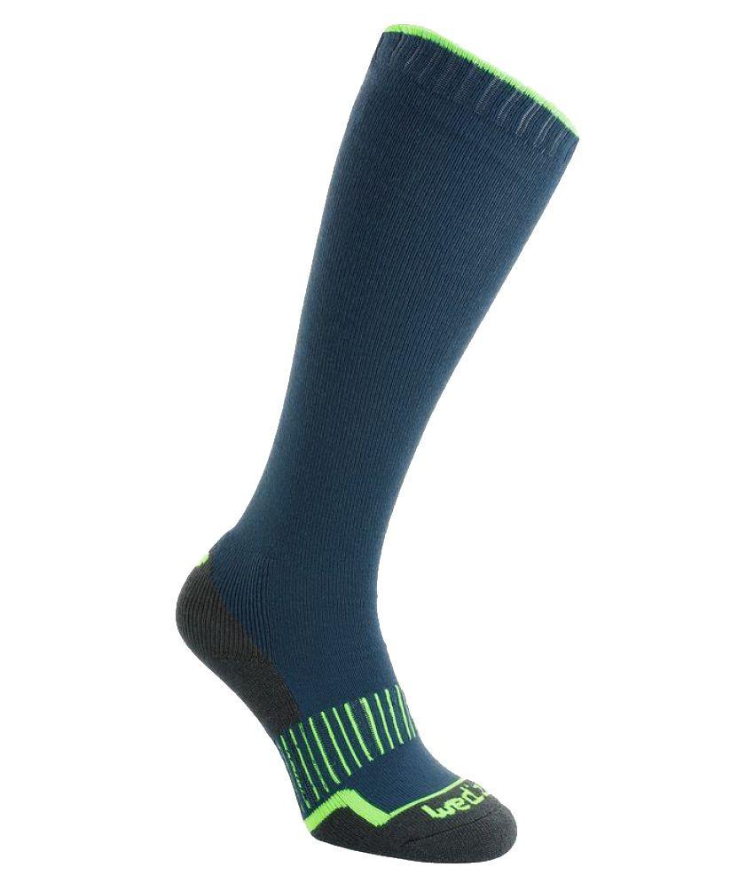 WEDZE Warm High Calf Skiing Socks