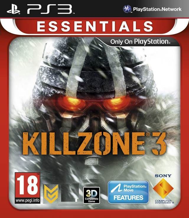Killzone 3 Ps3 Snapdeal Rs. 489.00