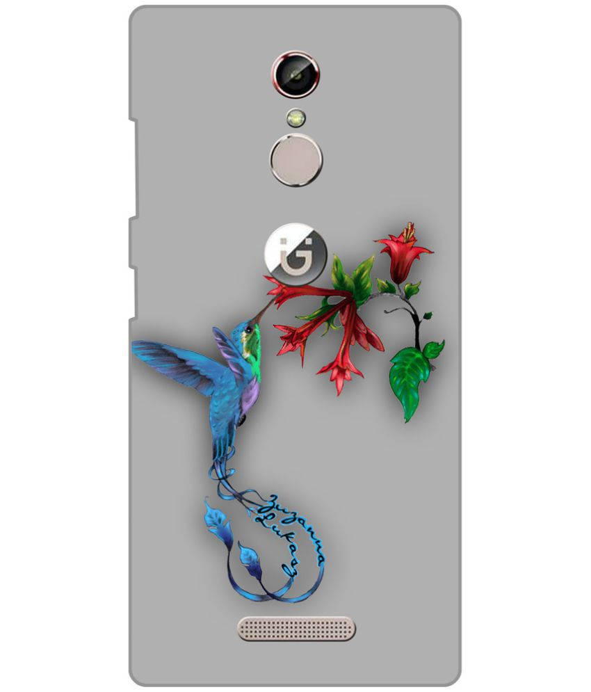quality design 7b003 46b29 Gionee S6s 3D Back Covers By Aman