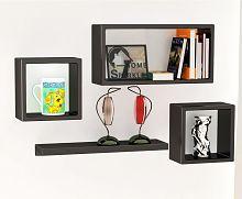 floating shelves buy floating shelves online at best prices in rh snapdeal com