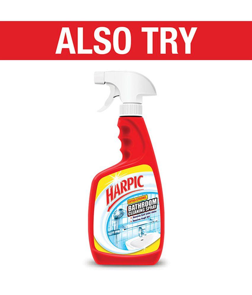 Harpic Bathroom Cleaner Lemon 500 Ml Buy Harpic