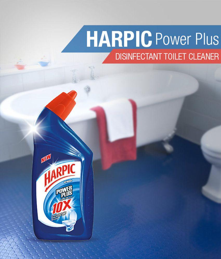 Harpic Power Plus Disinfectant Toilet Cleaner Original