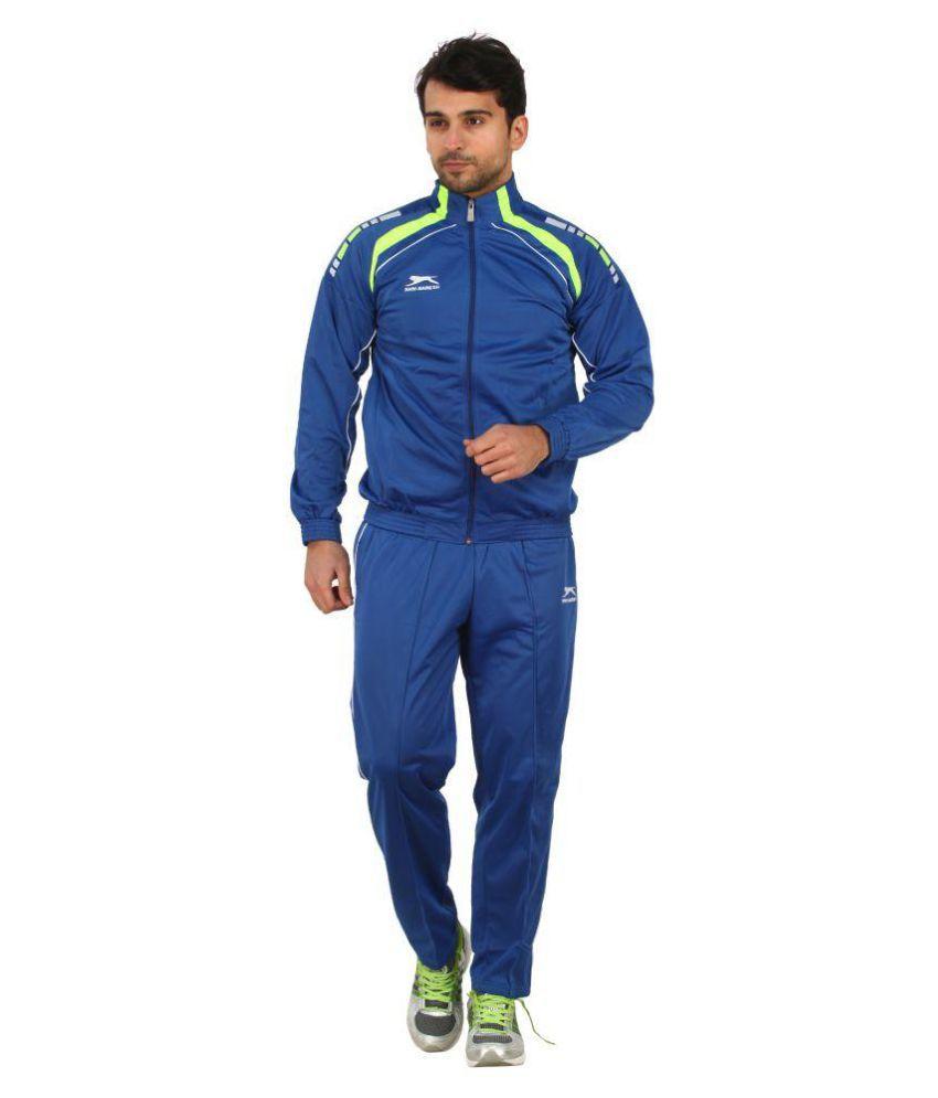Shiv Naresh Blue Track Suit