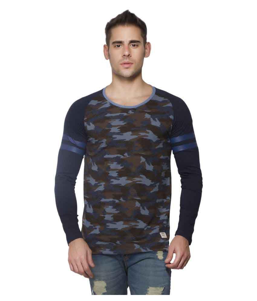 Alan Jones Clothing Multi Round T-Shirt