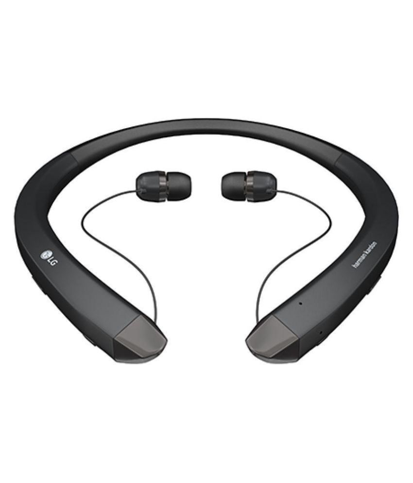 697f6c74b3b LG HBS-910 Bluetooth Headset - Black - Buy LG HBS-910 Bluetooth Headset -  Black Online at Best Prices in India on Snapdeal