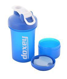 Doxey Blue Shaker Bottle 500 Ml