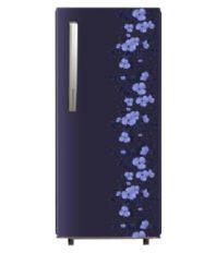 LG 235 Ltr 5 Star 2016 Single Door Refrigerator - Purple