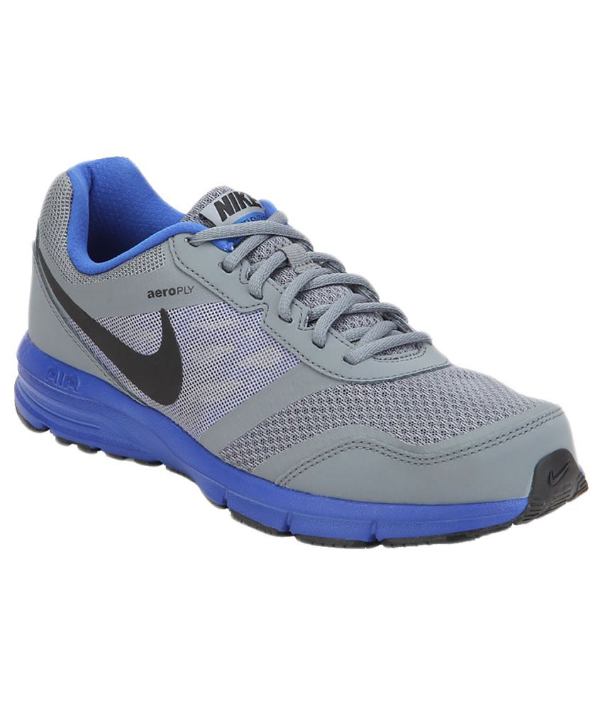 b39bb59631a17 Nike Air Relentless 4 MSL Running Shoes Gray - Buy Nike Air Relentless 4 MSL  Running Shoes Gray Online at Best Prices in India on Snapdeal