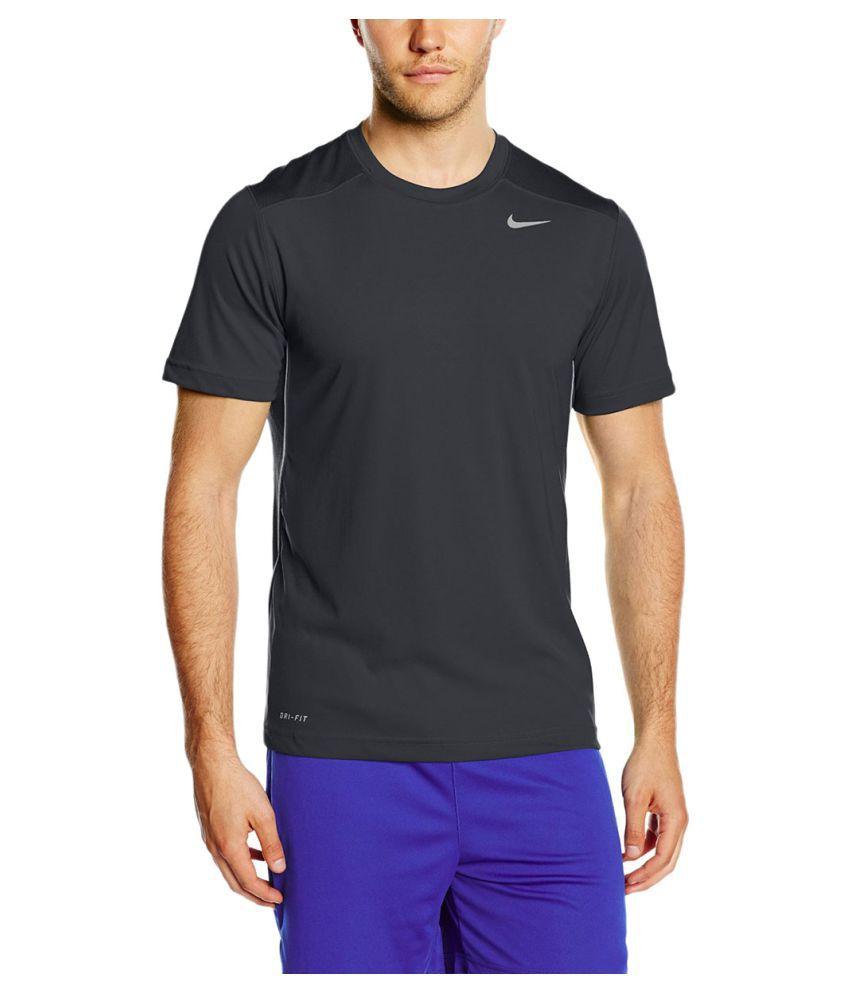Nike Legacy Men's Black T- Shirts