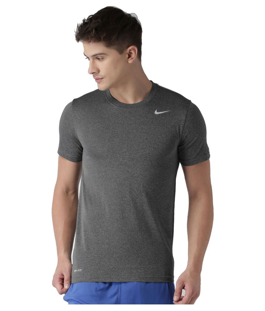 Nike Men's T-Shirt - Black