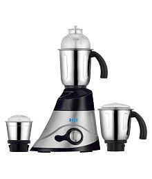 Boss Kitchen Appliances Fortune 750 Watt 3 Jar Mixer Grinder