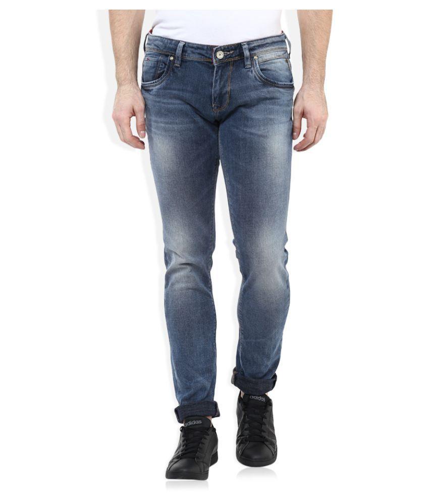 Lawman Pg3 Grey Skinny Jeans