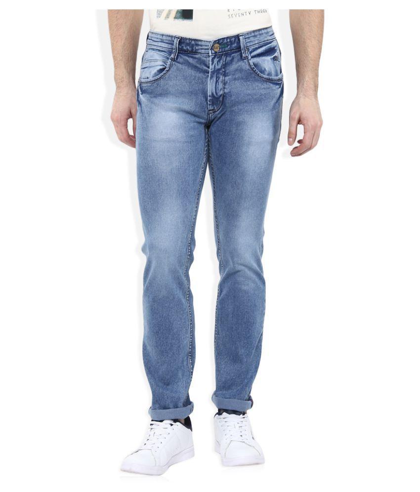 SIN Blue Slim Jeans
