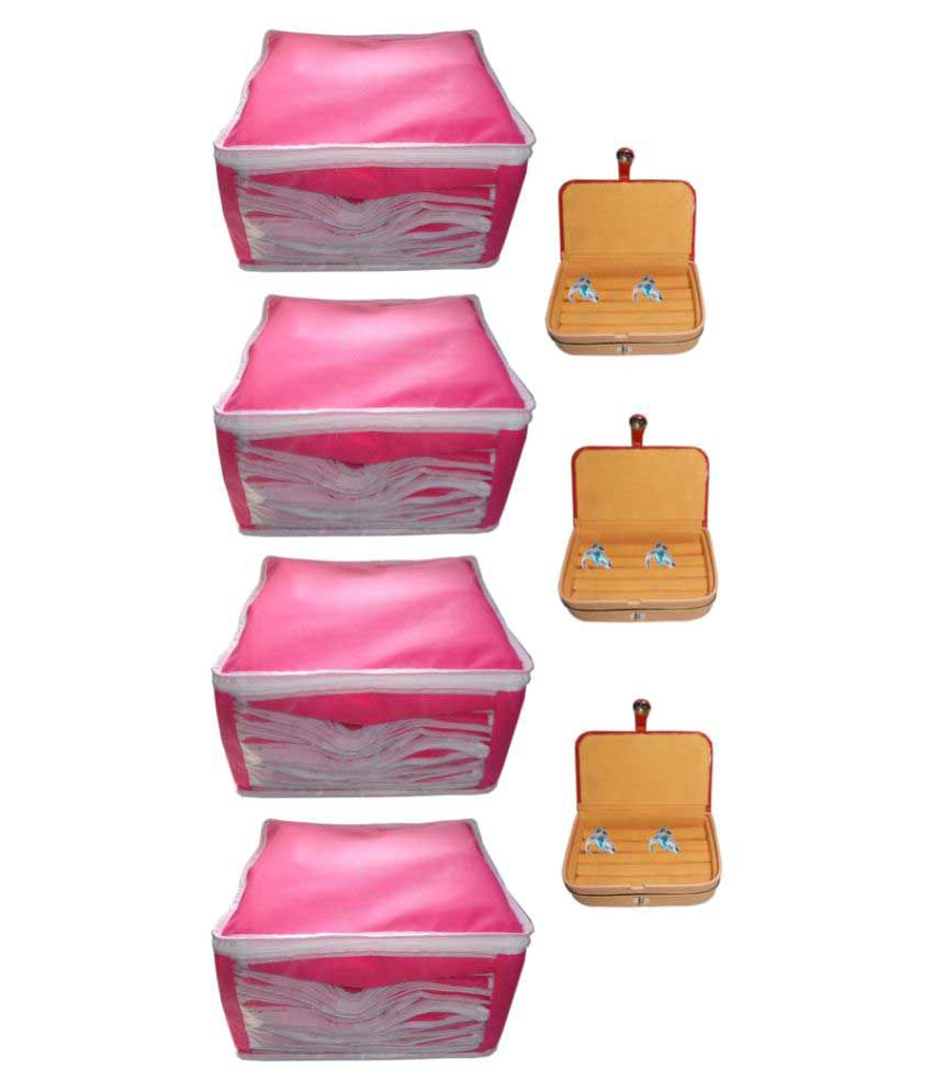 Abhinidi Multi Saree Covers - 7 Pcs