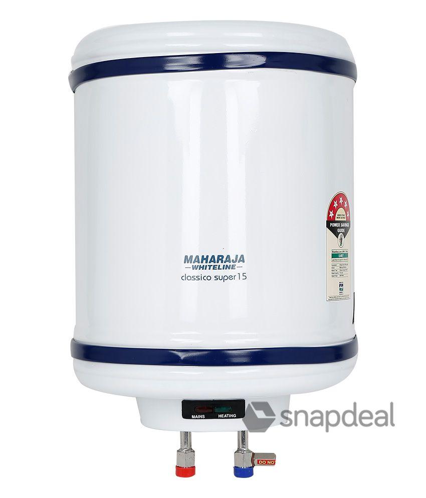 Buy Maharaja Whiteline 15 Litres Classico Super Water