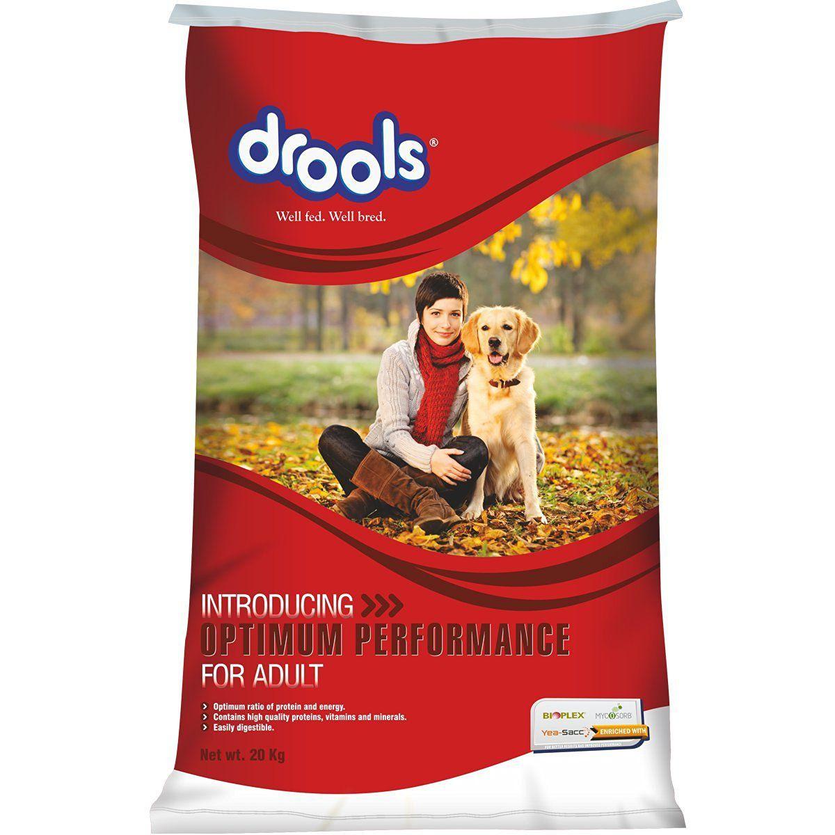 drools optimum performance adult food bmzuhqa