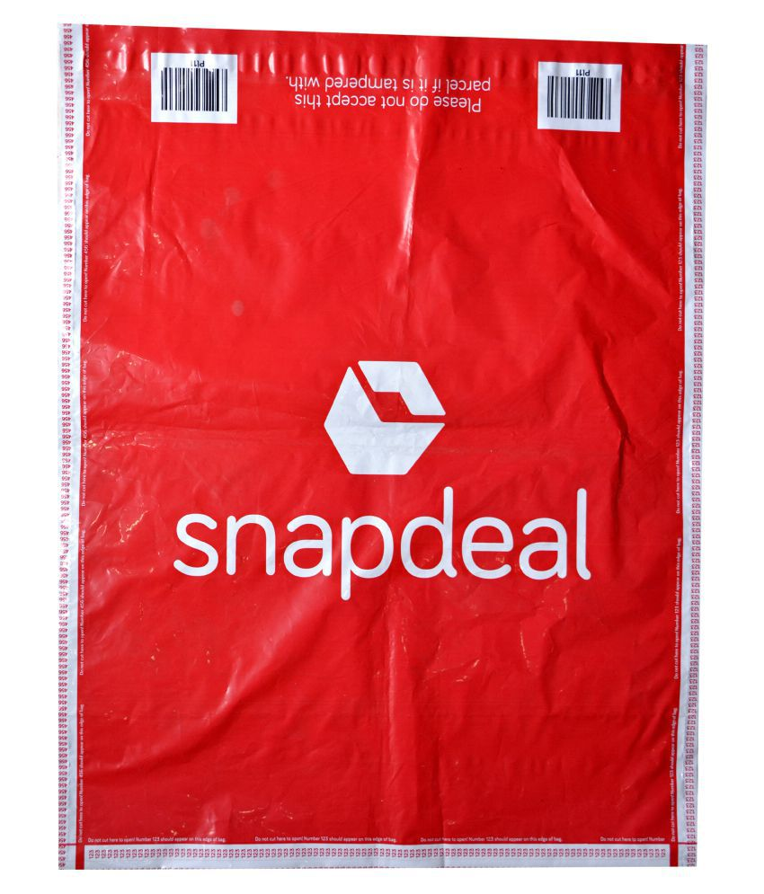 Snapdeal Tamper Proof Envelope 15.5X18 Inches  PL11    pack of 500