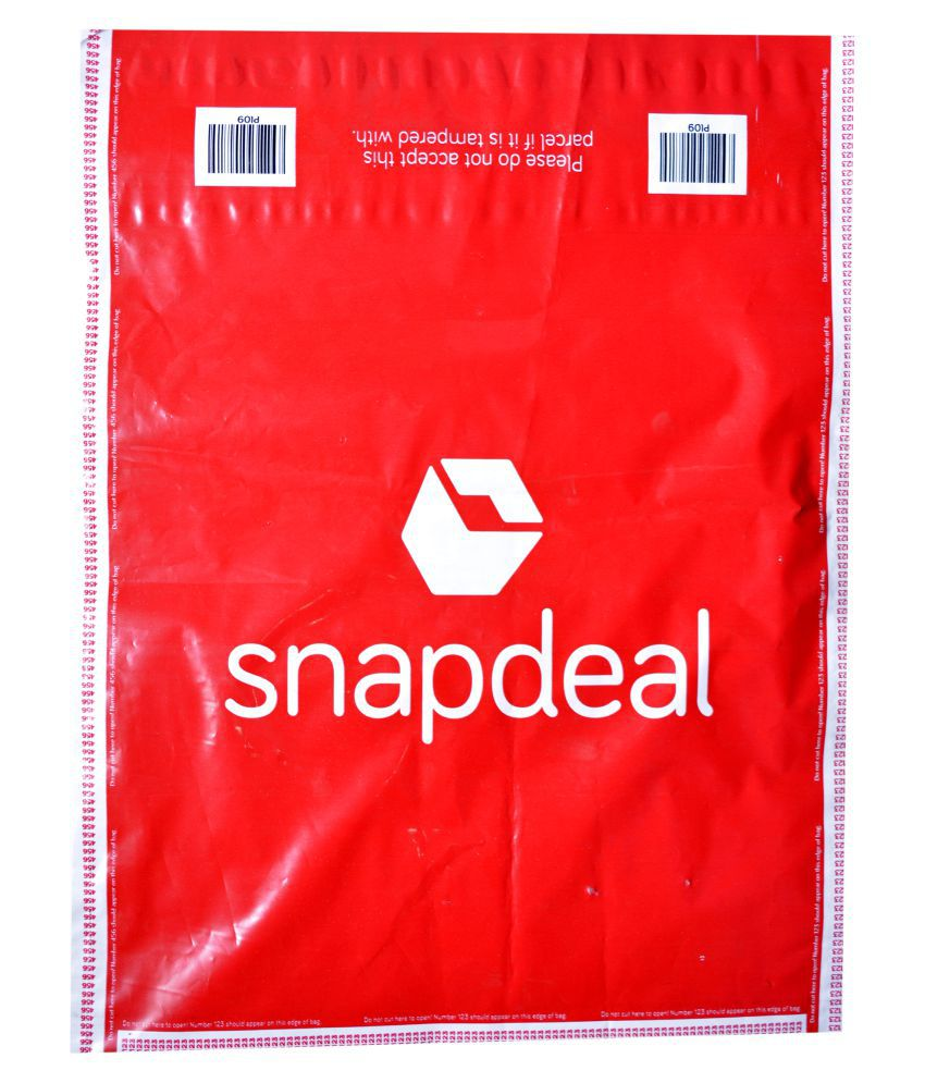 Snapdeal Tamper Proof Envelope 11.5X13.5 Inches (PL09) - pack of 100
