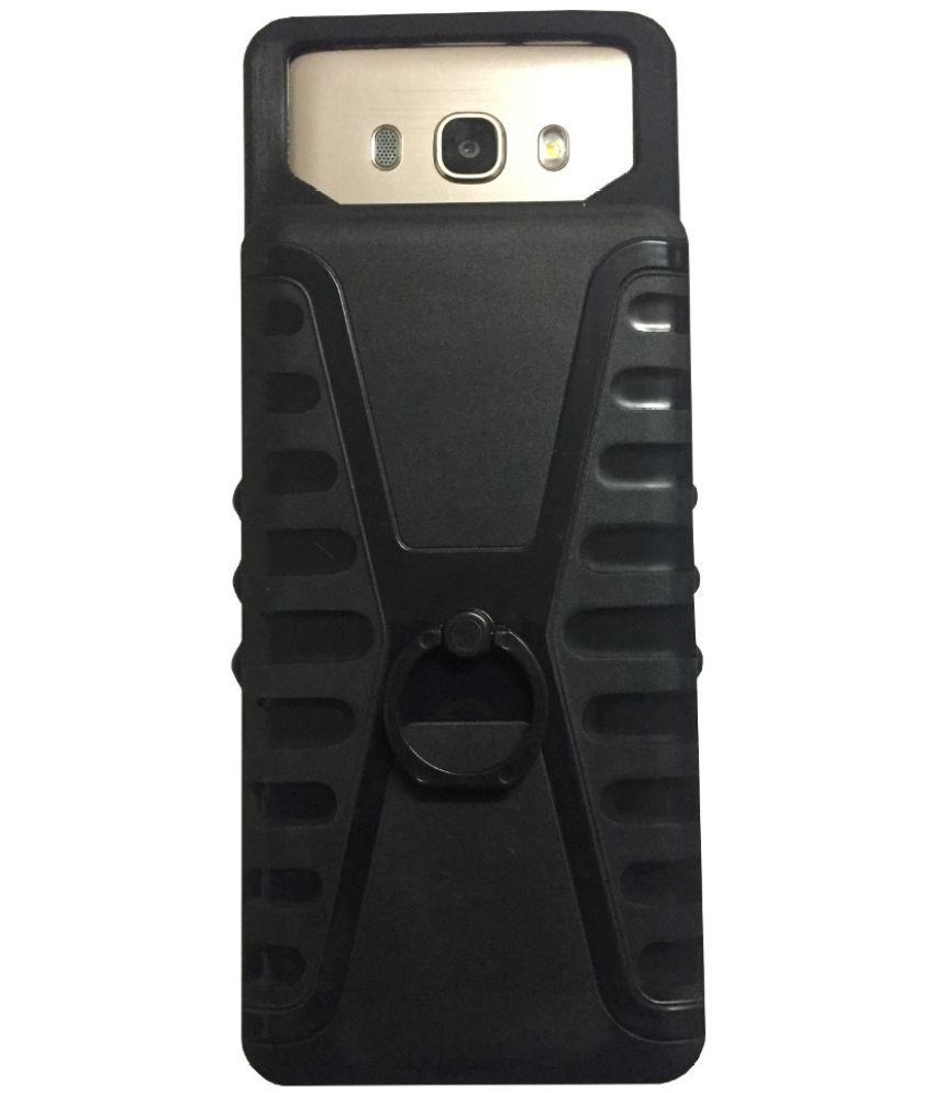 reputable site 20e9b 41a55 Videocon Cube 3 Plain Cases Lomoza - Black