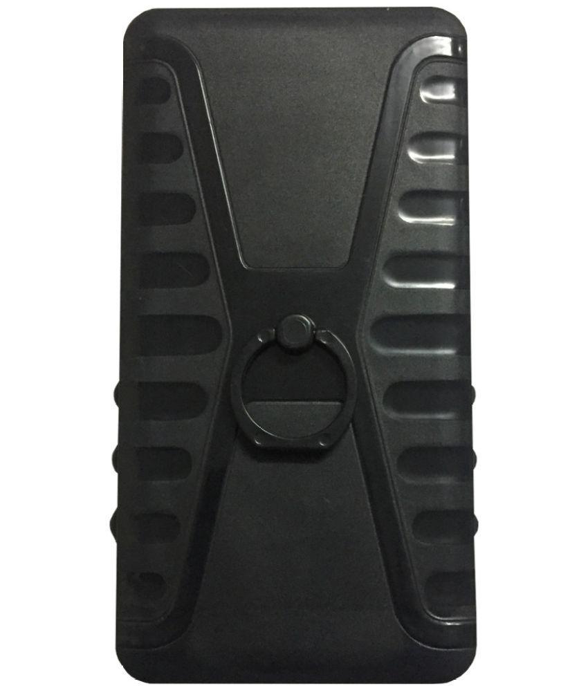 Xolo One Plain Cases Lomoza - Black