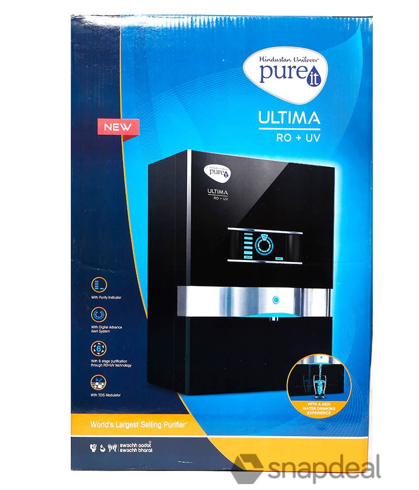 Pureit Ultima Mineral Ro Uv Water Purifier Price In
