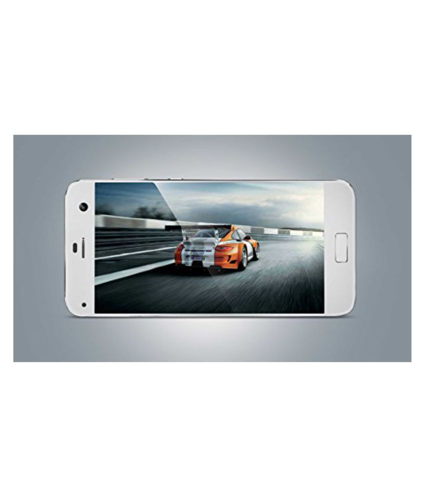 Earth 2 4G LTE Smart Phone,White