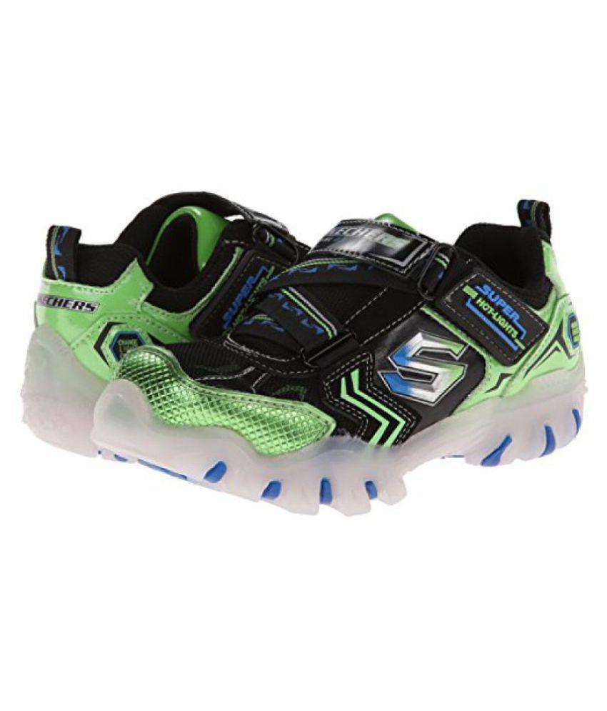 Skechers Boys Magic Lites Street Lightz-Spektra Sneaker