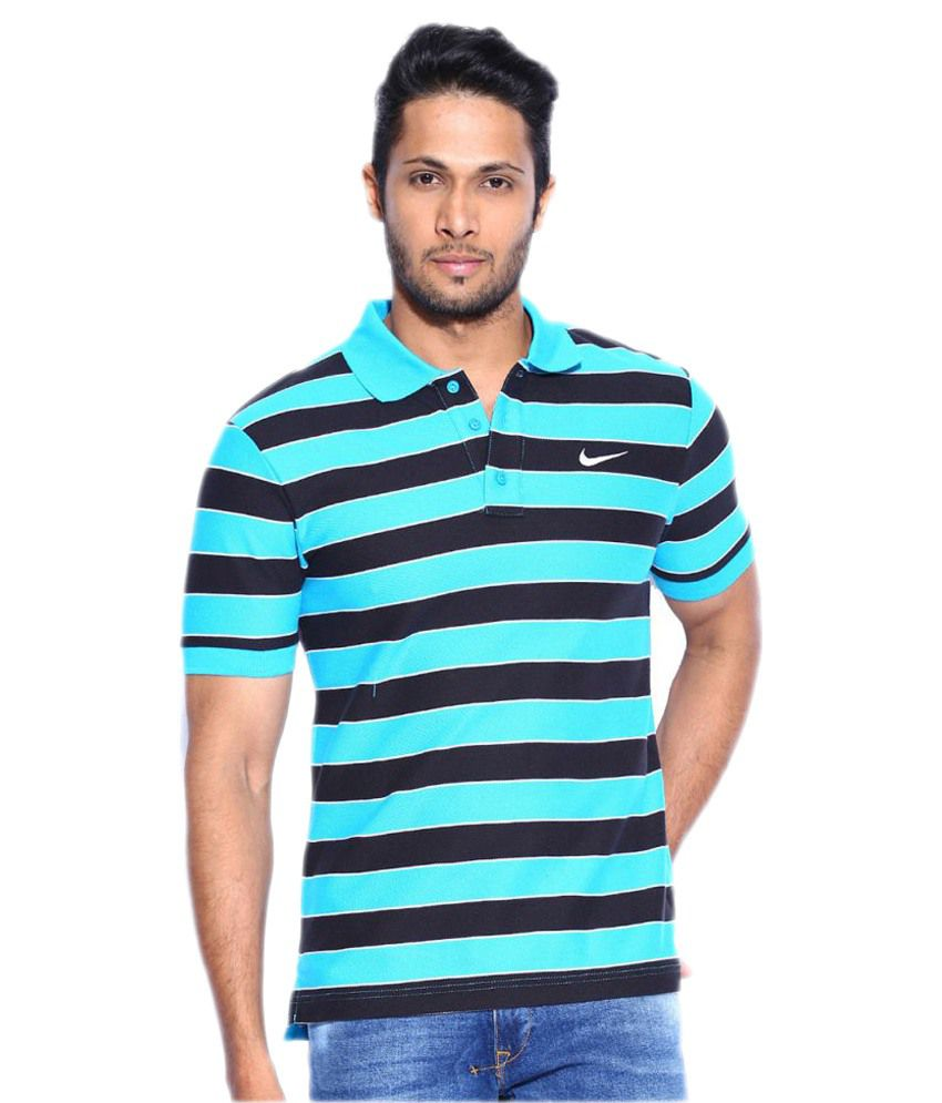 Nike Multicolour Men's T-Shirt