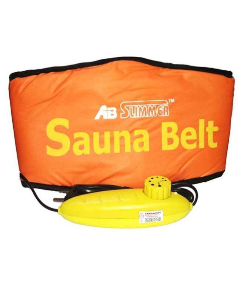how to use sauna belt in hindi