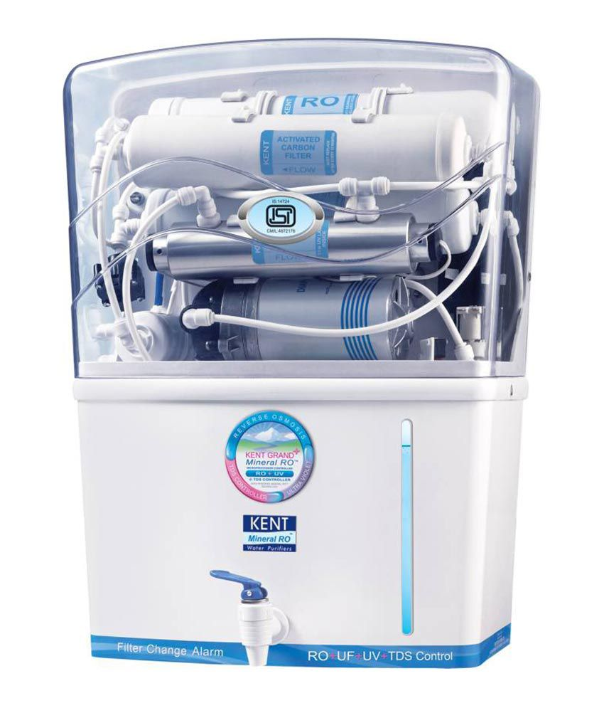 Kent Grand Plus RO+UV+UF Water Purifier