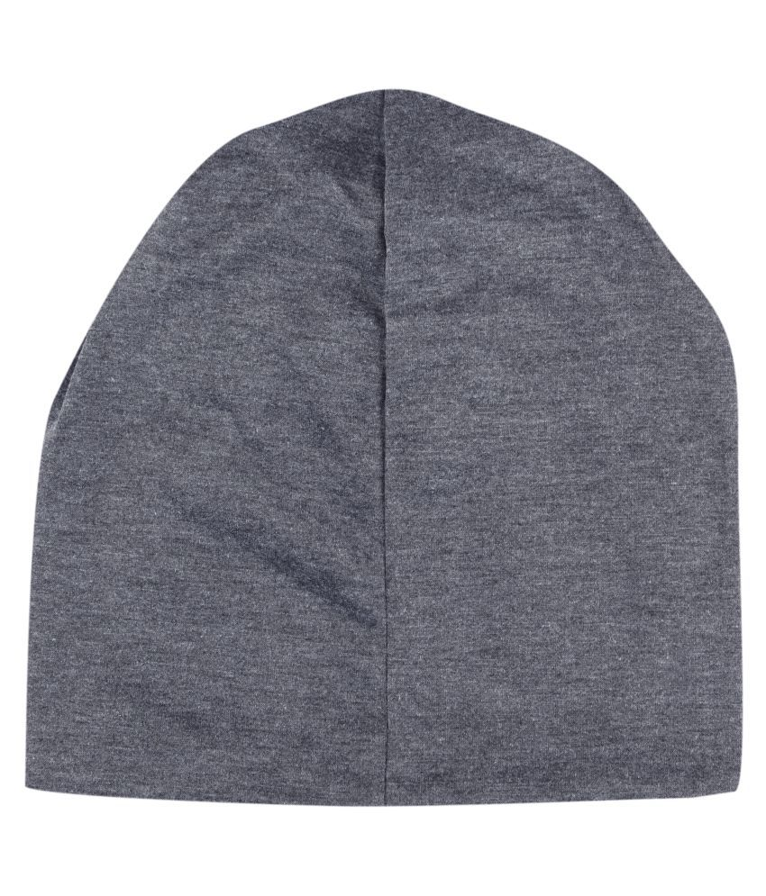 FabSeasons Grey Cotton Beanie Cap  Buy Online at Low Price in India -  Snapdeal fee56002dff