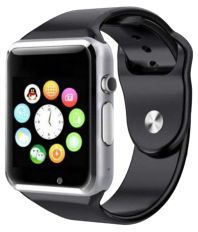 Being Trendy SANTA Smart Watches Black