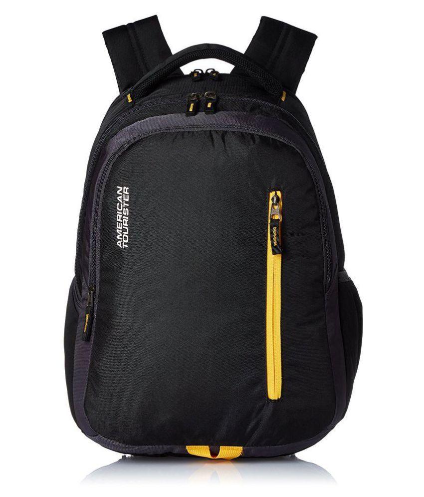 American Tourister Black Laptop Bags