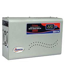 Microtek EM-4170 Suitable For AC (Upto 1.5 Ton) Stabilizer