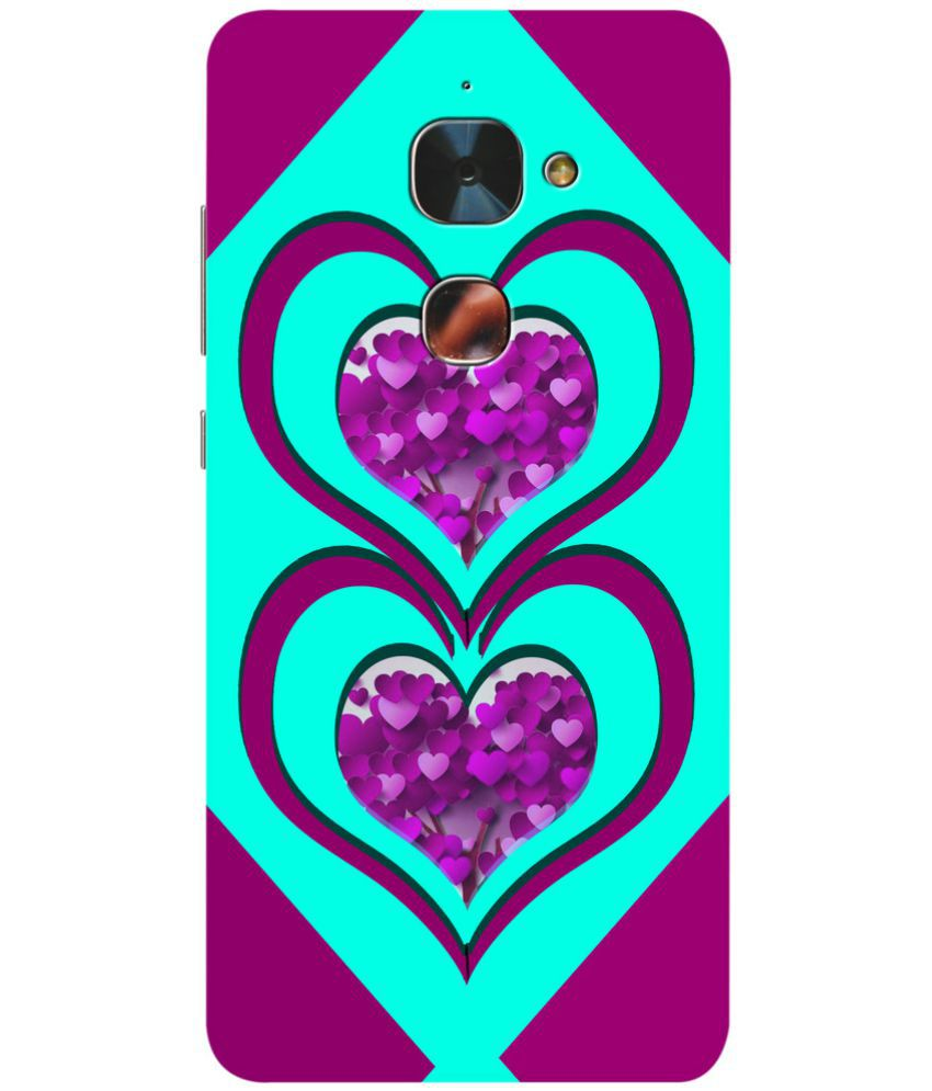 LeEco Le2 3D Back Covers By Aman