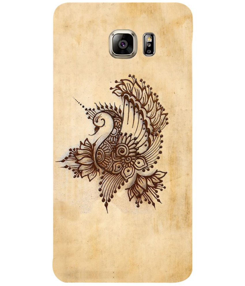 Samsung Galaxy Note 6 Printed Cover By Skintice