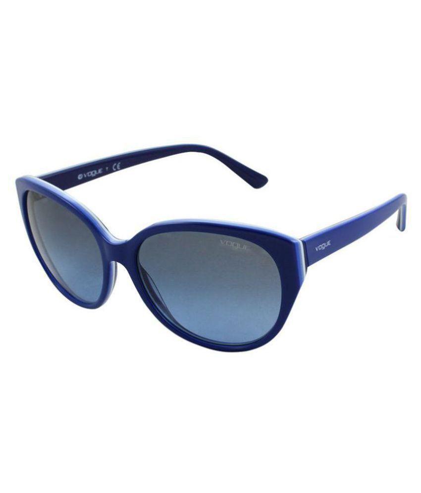 Blue Cat Eye Sunglasses  vogue blue cat eye sunglasses vo2929 2273 8f vogue blue