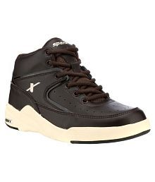 Sparx SM-285 Sneakers Brown Casual Shoes