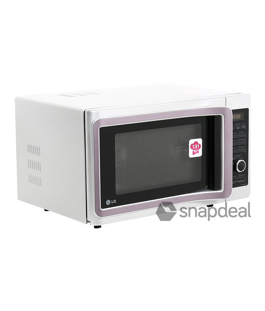 Lg 28 Ltr Mc2881sus Convection With Rotisserie Microwave Oven