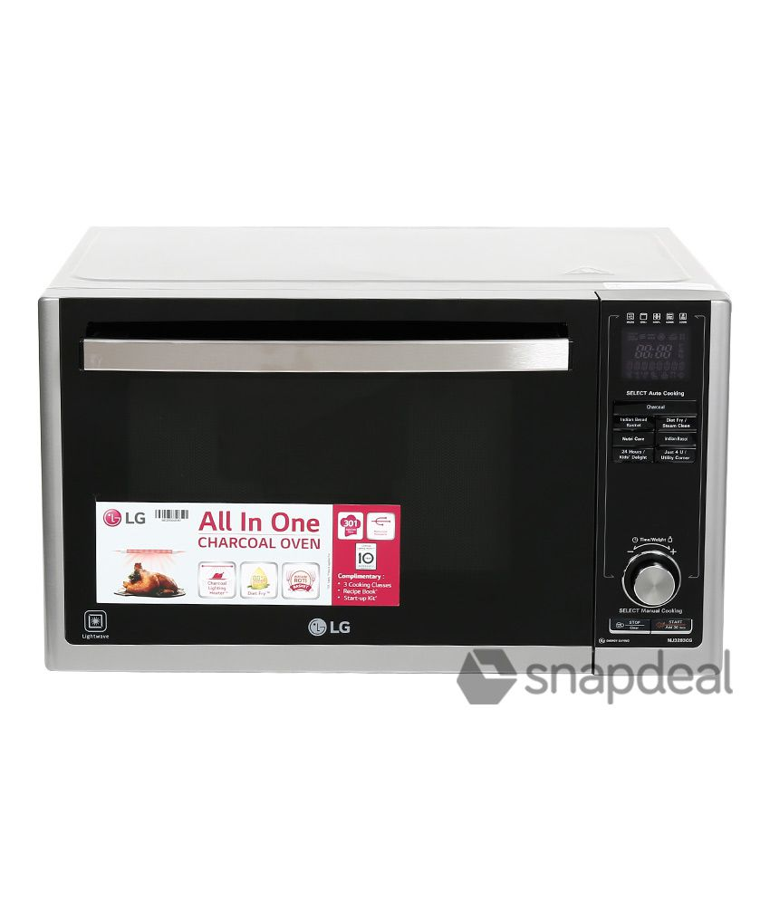 Lg 32 Ltr Mj3283cg Convection Microwave Oven Price In India