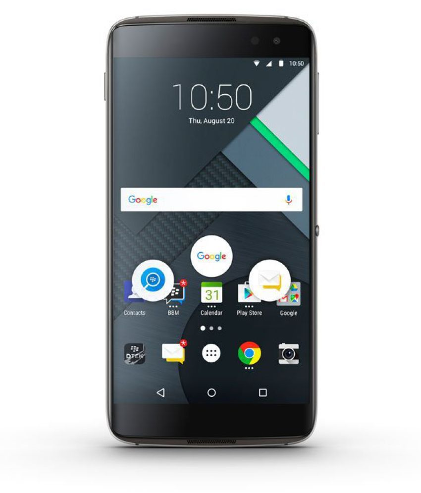 BlackBerry DTEK60 (32GB, 4GB RAM) - 21MP Camera